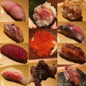 回らない寿司デビューにもうってつけ!1万円前後で満足感がハンパない東京の鮨店まとめ
